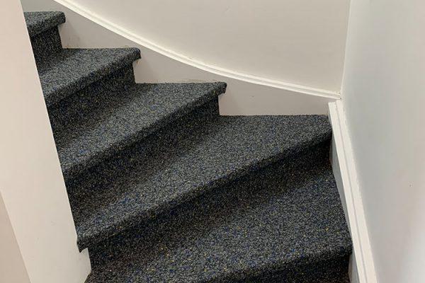 Dortmund | Teppichboden auf Treppen